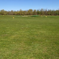 Photo taken at Turtle Cove Driving Range by James D. on 5/2/2013