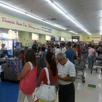 Photo taken at Presidente Supermarket by DJ Knowledge on 6/30/2013