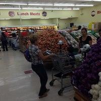 Photo taken at Presidente Supermarket by DJ Knowledge on 11/8/2013