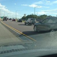 Photo taken at Veterans Memorial Tollway by john B. on 6/28/2013
