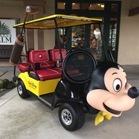 Photo taken at Disney's Oak Trail Golf Course by john B. on 1/3/2016
