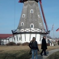 Photo taken at Danish Windmill by Joanna A. on 12/6/2014