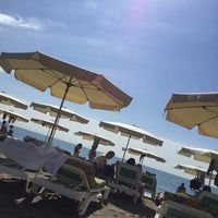 7/7/2017에 Brent J.님이 Playa de la Carihuela에서 찍은 사진