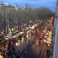 Photo taken at Hostal Mare Nostrum Barcelona by Brent J. on 3/22/2014