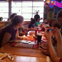 Photo taken at Red Robin Gourmet Burgers by Joseph W. on 9/16/2012