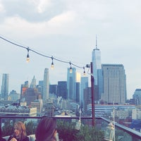 Photo taken at Bar Hugo - Rooftop by M on 10/2/2018