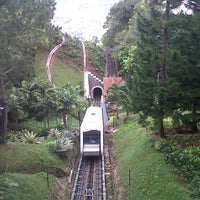 Photo taken at Penang Hill by - NasRahim - on 5/25/2013