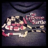 Photo taken at The Greene Turtle by Carolynne W. on 2/8/2013