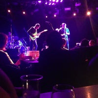 Photo taken at Le Poisson Rouge by Orcun G. on 5/9/2013