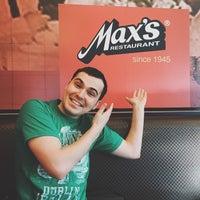 Photo taken at Max's Restaurant by C-myle R. on 3/10/2015