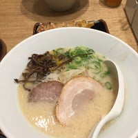 Photo taken at Ippudo by ayachi あ. on 8/13/2016