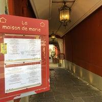 La maison de marie french restaurant in nice - La maison de marie nice ...