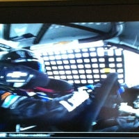 Photo taken at NASCAR Lounge by Just me on 10/6/2013