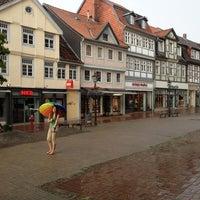 """Photo taken at Alt Wolfenbüttel """"Theo"""" by Dao P. on 8/3/2013"""