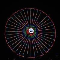 Photo taken at Wheeler Ferris Wheel by Caitlin C. on 11/25/2017