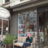 Photo taken at BookCourt by Caitlin C. on 2/10/2013
