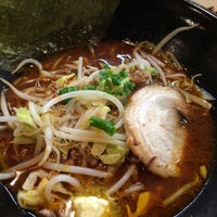 Photo taken at 麺屋 神風 by M し. on 2/20/2016