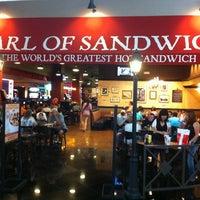 Photo taken at Earl of Sandwich by Helmer Z. on 7/12/2013