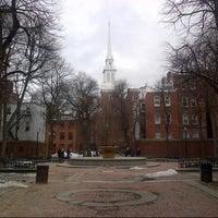 Photo prise au The Old North Church par Eli T. le3/2/2013