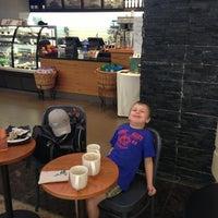 Photo taken at Starbucks by Irina D. on 4/1/2013