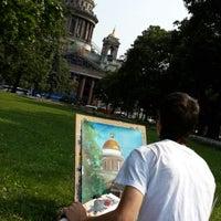 Снимок сделан в Александровский сад пользователем alkaabi 7/9/2013