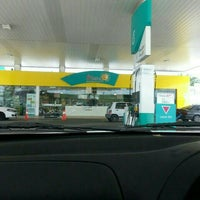 Photo taken at PETRONAS Station by Aiza T. on 6/3/2016