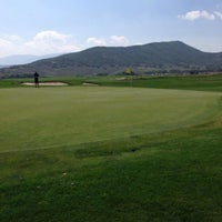 Photo taken at Soldier Hollow Golf Course by Kirk H. on 8/31/2014