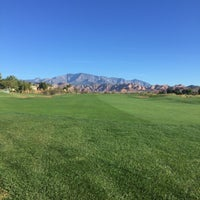 Photo taken at Green Spring Golf Course by Kirk H. on 10/20/2016