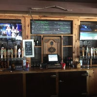 Photo taken at Crooked Fence Barrelhouse by Kirk H. on 8/9/2015