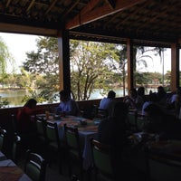 Photo taken at Restaurante da Lagoa by Matias H. on 8/19/2014