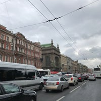 Photo taken at Nevskiy 60 by Mediha P. on 8/2/2017