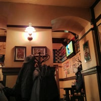 Снимок сделан в Irish Pub пользователем Oleg Y. 3/22/2013