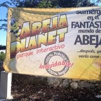 Photo taken at ABEJA PLANET parque interactivo by Fernando B. on 1/26/2014