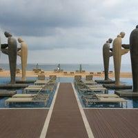 Photo taken at (Official) Mulia Resort - Nusa Dua, Bali by Dedi H. on 3/3/2013