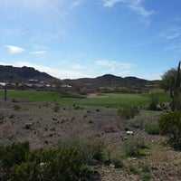 Photo taken at Gold Canyon Golf Resort And Spa by Brandon G. on 2/15/2013