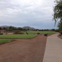 Photo taken at Copper Canyon Golf Club by Brandon G. on 8/2/2014