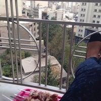 Photo taken at Golnar Street by Nazanyn on 10/17/2014