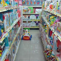 Photo taken at Toys Kingdom by siti rachmah w. on 10/11/2013