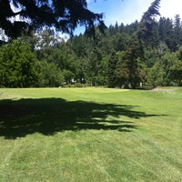 Photo taken at McKenzie River Golf Course by ceej on 6/22/2013