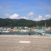Photo taken at 乙浜漁港 by Takashi I. on 8/29/2013