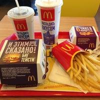 Снимок сделан в McDonald's пользователем Stanislav B. 3/5/2013