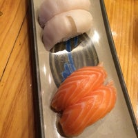 Photo taken at Kaizen Fusion Roll & Sushi by Kerry D. on 12/14/2013
