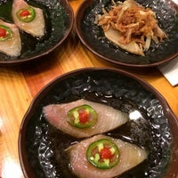 Photo taken at Kaizen Fusion Roll & Sushi by Kerry D. on 11/23/2013