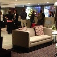 Photo taken at DoubleTree by Hilton Hotel Metropolitan - New York City by Cih@n K. on 5/23/2013