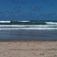 Photo taken at Praia de Ipitanga by Dani G. on 2/10/2013