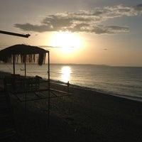 4/9/2013 tarihinde Habib G.ziyaretçi tarafından Konyaaltı Plajı'de çekilen fotoğraf