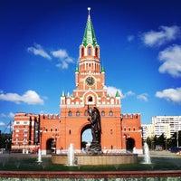 Photo taken at Марийские Куранты by Роман А. on 7/21/2014