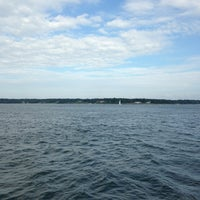 Photo taken at Greenport, NY by Mateen on 7/23/2013