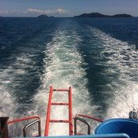 Photo taken at Koh Chang Thai Season Travel by Lady VI👠 on 12/9/2014