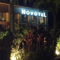 Photo taken at Novotel Manado Golf Resort & Convention Center by Vidia A. on 3/2/2013
